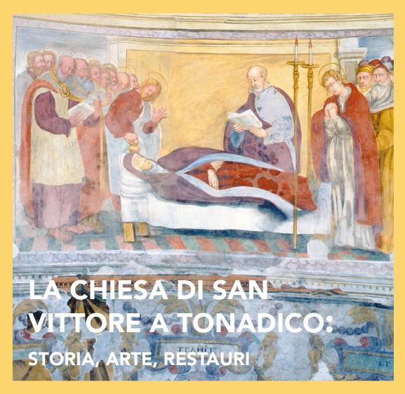 La chiesa di San Vittore a Tonadico: storia, arte, restauri